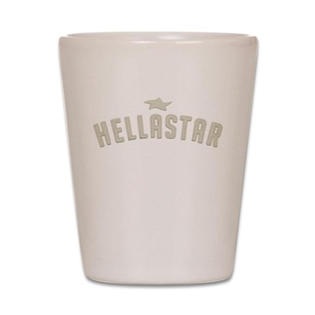 HellaStar 2010 Shot Glass