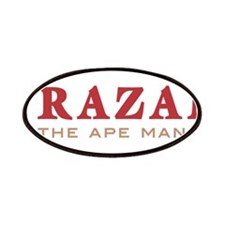 Trazan the Ape Man Patches