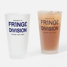 FRING3 DIVI5ION Drinking Glass