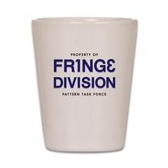 FRING3 DIVI5ION Shot Glass