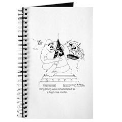 King Kong As A Roofer Journal
