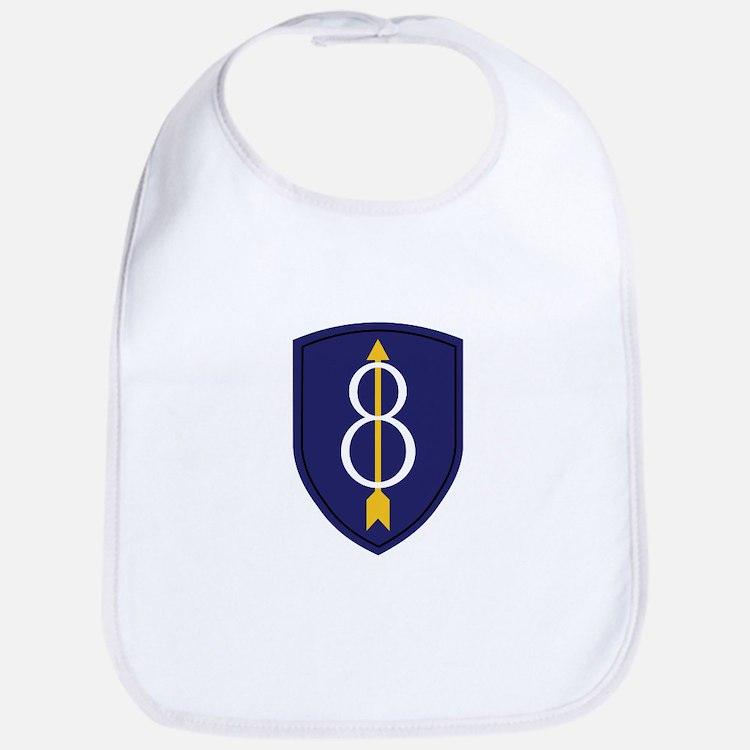 8th Infantry Division Bib