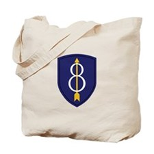 8th Infantry Division Tote Bag