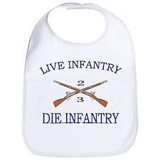 2nd Bn 3rd Infantry Regiment Bib