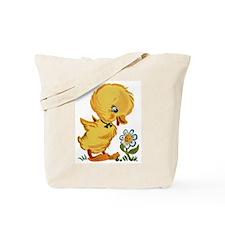 Cute Ducky Tote Bag