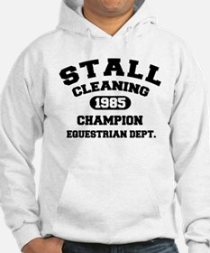 Funny Horse jumping Hoodie
