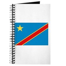 Democratic Rep. Congo Flag Journal