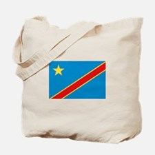 Democratic Rep. Congo Flag Tote Bag