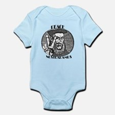 PEACE-NOSTRADAMUS Infant Bodysuit