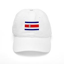 Costa Rican Flag Baseball Cap