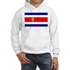 Costa Rican Flag Jumper Hoody