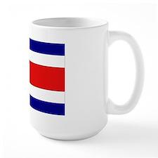 Costa Rican Flag Mug