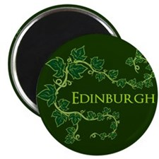 Edinburgh Green Magnet