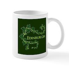 Edinburgh Green Mug