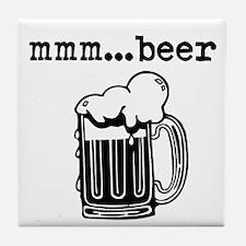 Unique Beer Tile Coaster