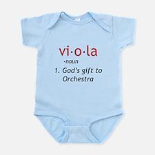 Definition of a Viola Onesie