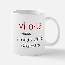 Definition of a Viola Mug