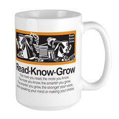 Kids Today Large Mug