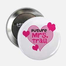 "Cute Bridal shower 2.25"" Button"