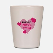 Funny Wedding shower Shot Glass