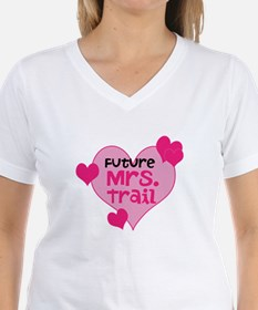 Custom Furture Mrs. T-Shirt