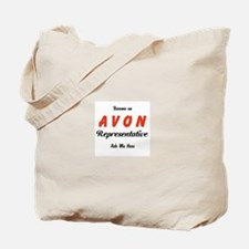 Become an Avon Rep Tote Bag