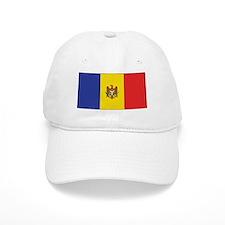Moldova Flag Baseball Cap