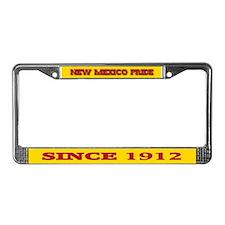 New Mexico Pride License Plate Frame