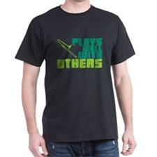 Trombone Plays Well T-Shirt