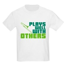 Trombone Plays Well T-Shirt