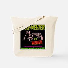 Spay Neuter Tote Bag