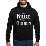 I've Fallen for Adrian Dark Hoodie