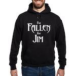 I've Fallen for Jim Dark Hoodie