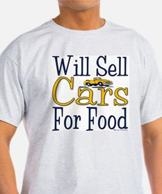Will Sell Cars T-Shirt