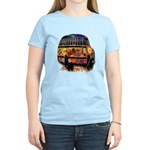 Ladybug bus Women's Light T-Shirt