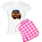 Ladybug bus Women's Light Pajamas