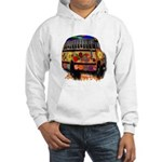 Ladybug bus Hooded Sweatshirt