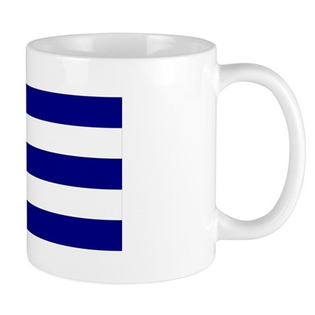Cuban Flag Mug