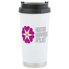 Hunting Happiness Project Travel Mug