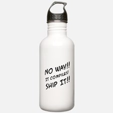 It Compiles! Water Bottle