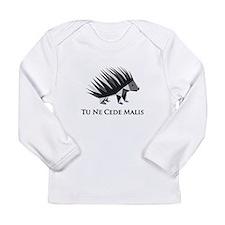 Gadsen Tu Ne Cede Malis Long Sleeve Infant T-Shirt