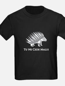 Gadsen Tu Ne Cede MalisKids Dark T-Shirt