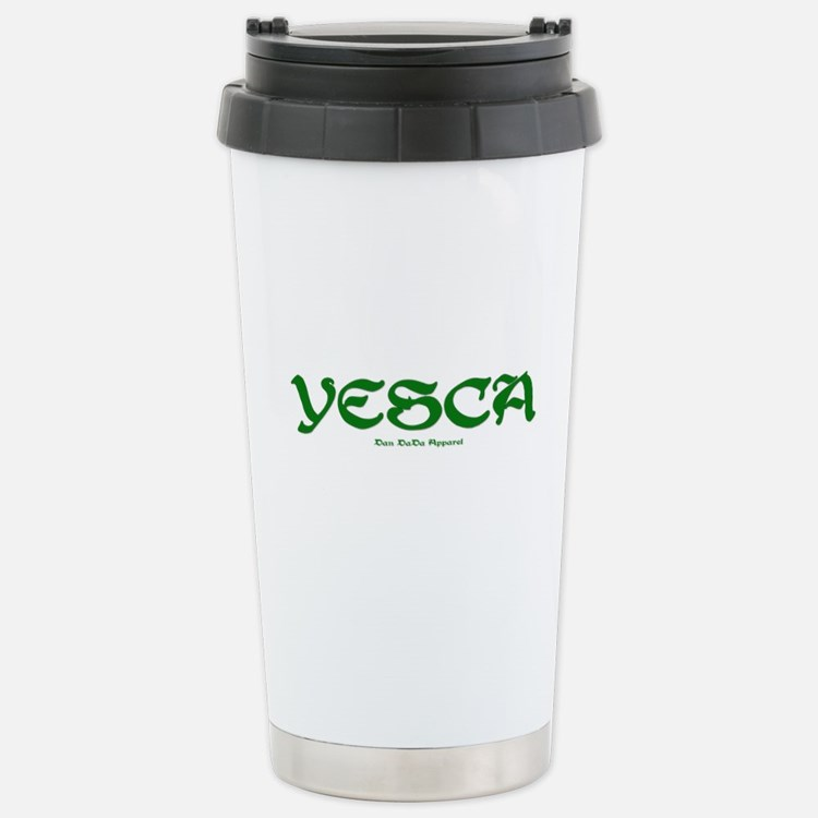 YESCA Travel Mug
