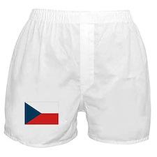 Flag of Czech Republic Boxer Shorts