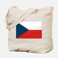Flag of Czech Republic Tote Bag