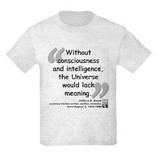 Simak Universe Quote T-Shirt