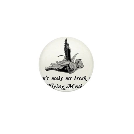 My Flying Monkeys Mini Button (100 pack)