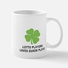 LP Quads Mug