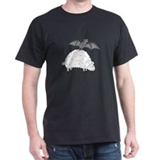 Fruit Bat and Sheep T-Shirt