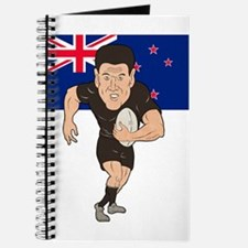 New Zealand rugby Journal